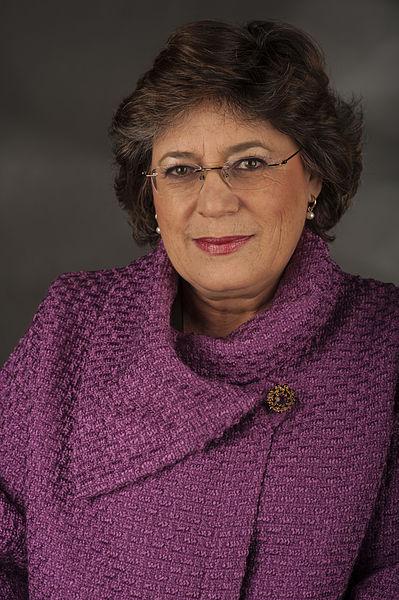 MEP Ana Gomes