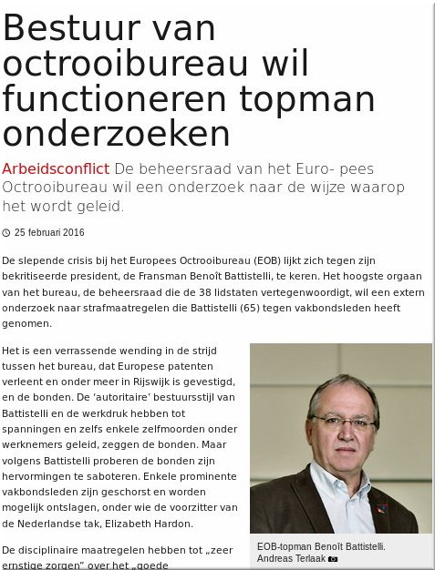 Dutch media report