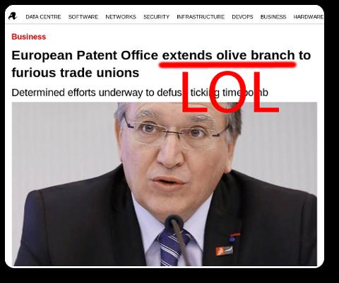 EPO olive branch
