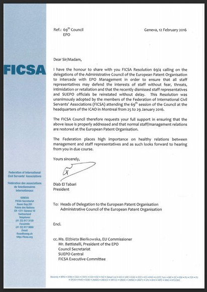 Request of transcription and translation ficsa letter against epo ficsa letter spiritdancerdesigns Images