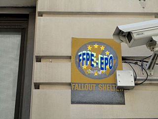 Fallout shelter of FFPE EPO