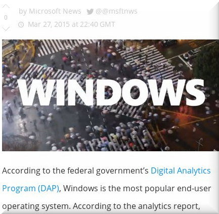 Digital Analytics Program (DAP)