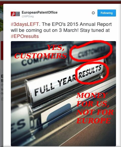EPO results