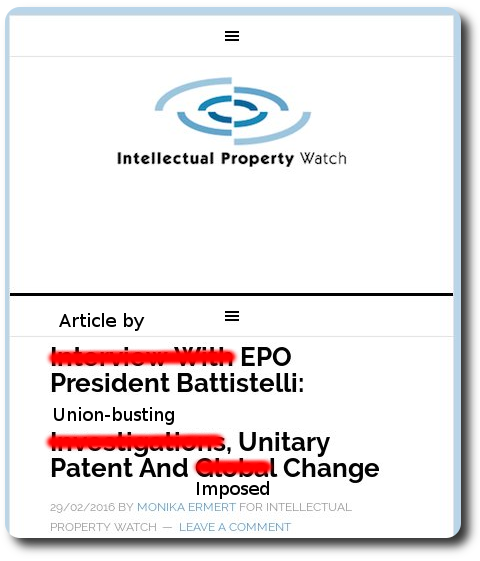 IP Watch