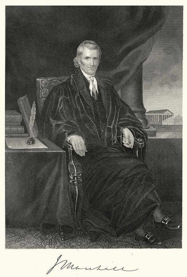 Justice John Marshall