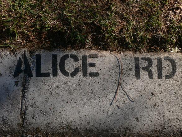 Alice road