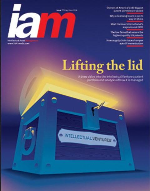 IAM on Intellectual Ventures