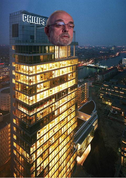 Siege Philips Amsterdam