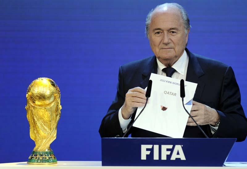 Blatter and Qatar