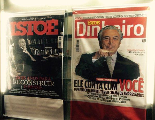 Brazil's media
