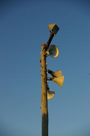 Many loudspeakers