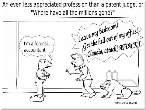 EPO accounting