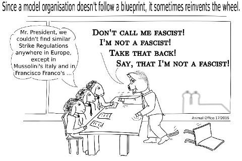 EPO fascism