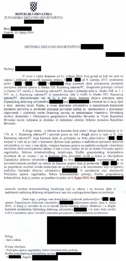 Croatia June 10th document