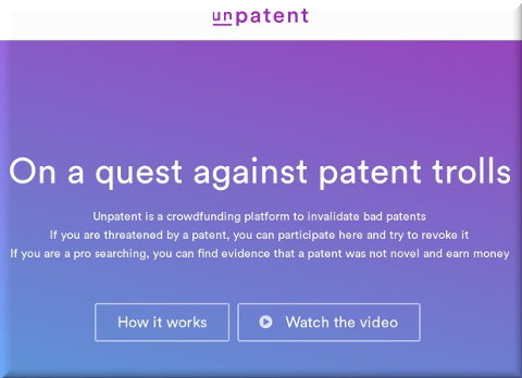 Invalidating a patent in the us