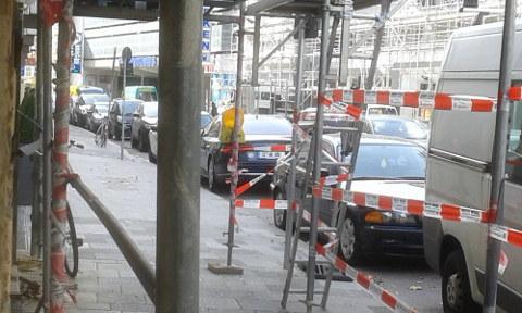 EPO Getaway Vehicle, Baaderstrasse
