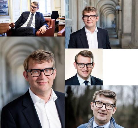 Danish Minister Poulsen