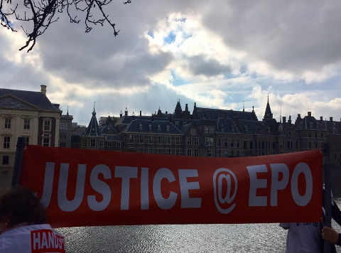 Justice at EPO