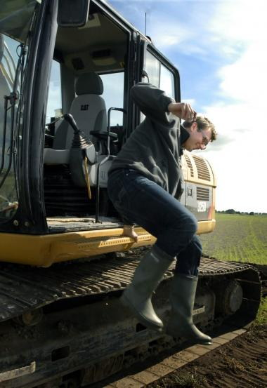 Tractor Troels