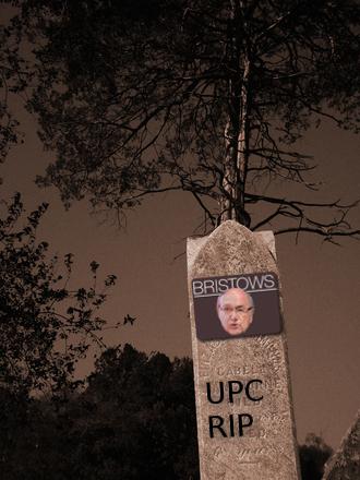 UPC, RIP