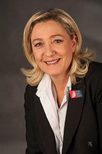 Marine Le Pen at EPO