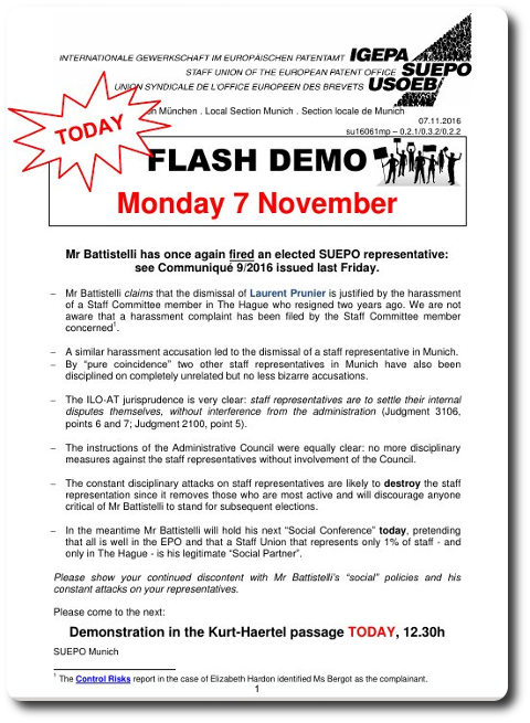 Flash demo