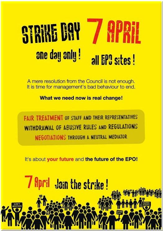 EPO strike