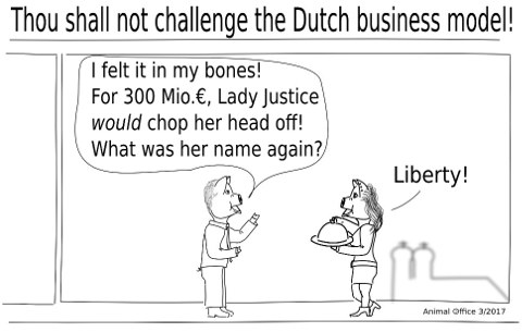 Animal Office 2017-03 The Dutch Business Model