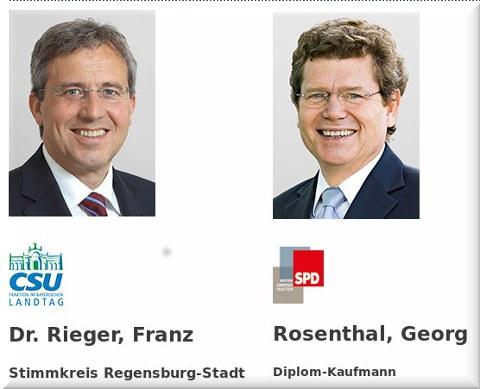 Bavarian Landtag EPO debate