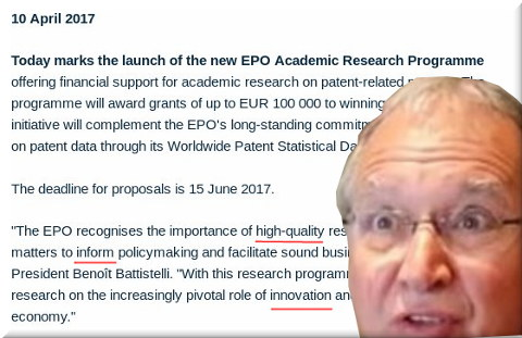 EPO research