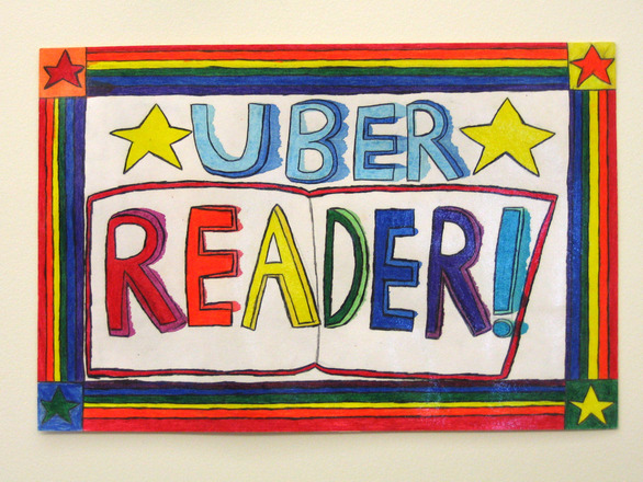 Uber reader