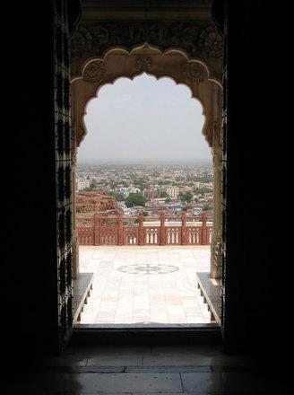 Gate in India