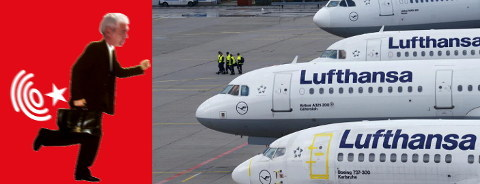 EPO, Lufthansa, and the German Government