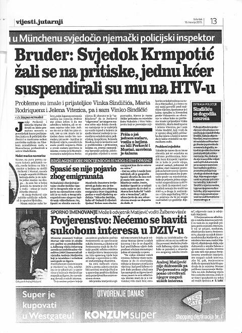 Andrej Matijevic article