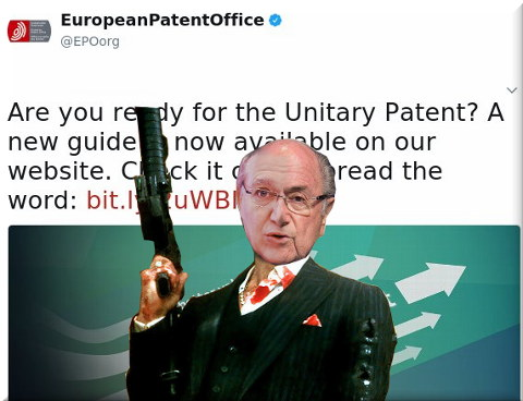 Battistelli and UPC