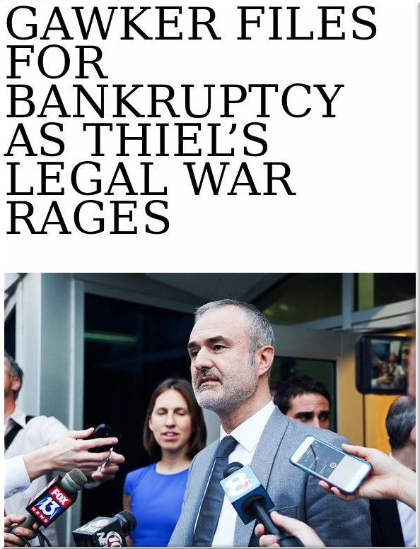 Gawker bullied