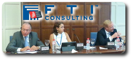 UIMP event and FTI Consulting