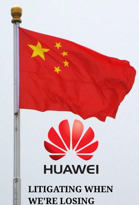 Huawei and China