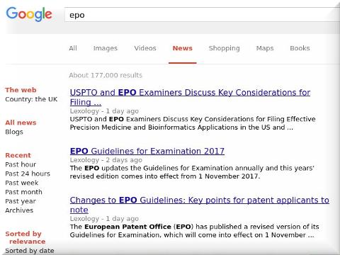 Lexology EPO