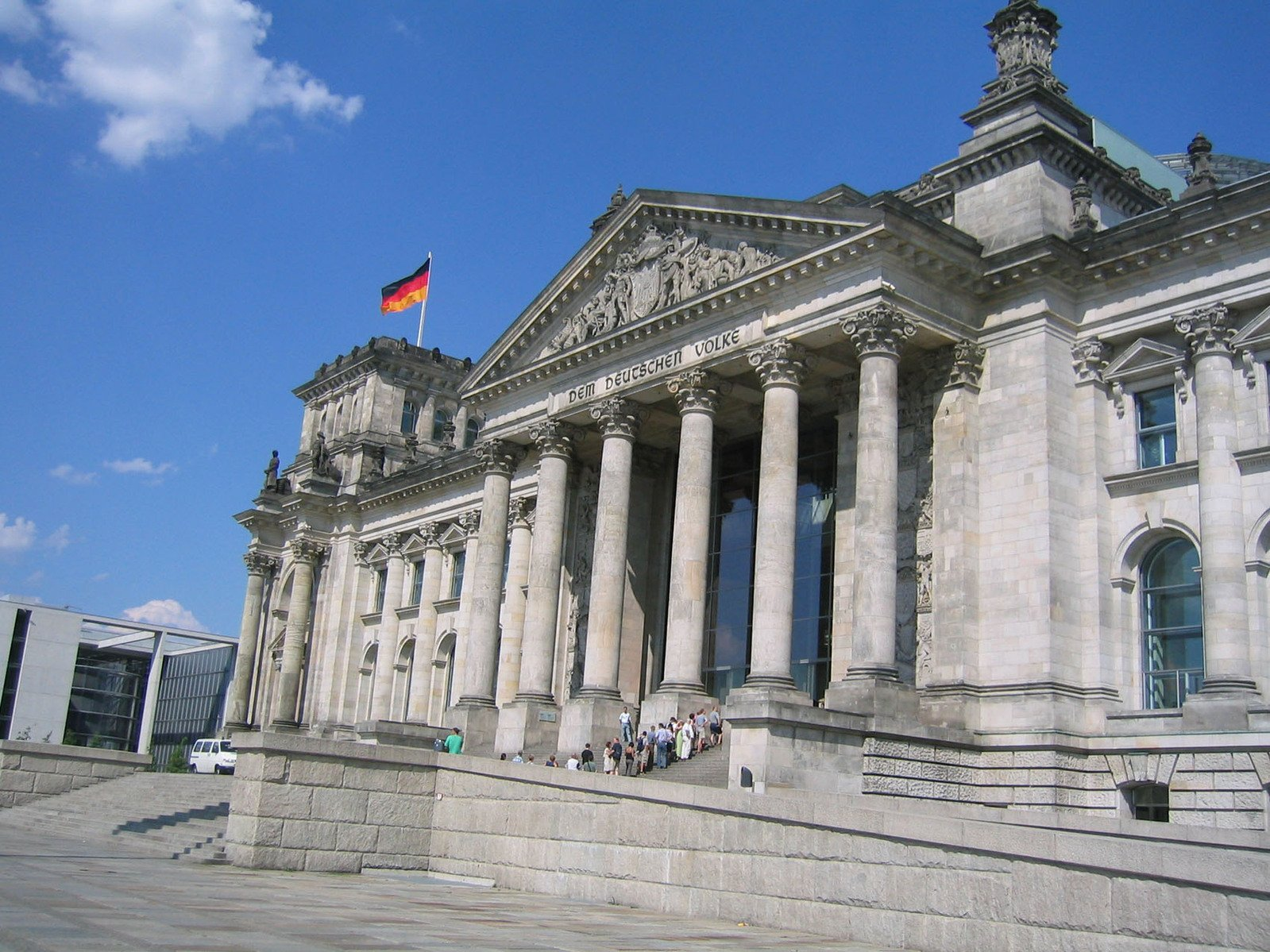 Germany's Reichstag