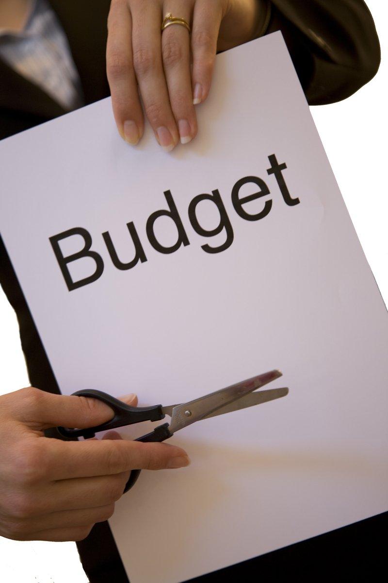 More budget cuts