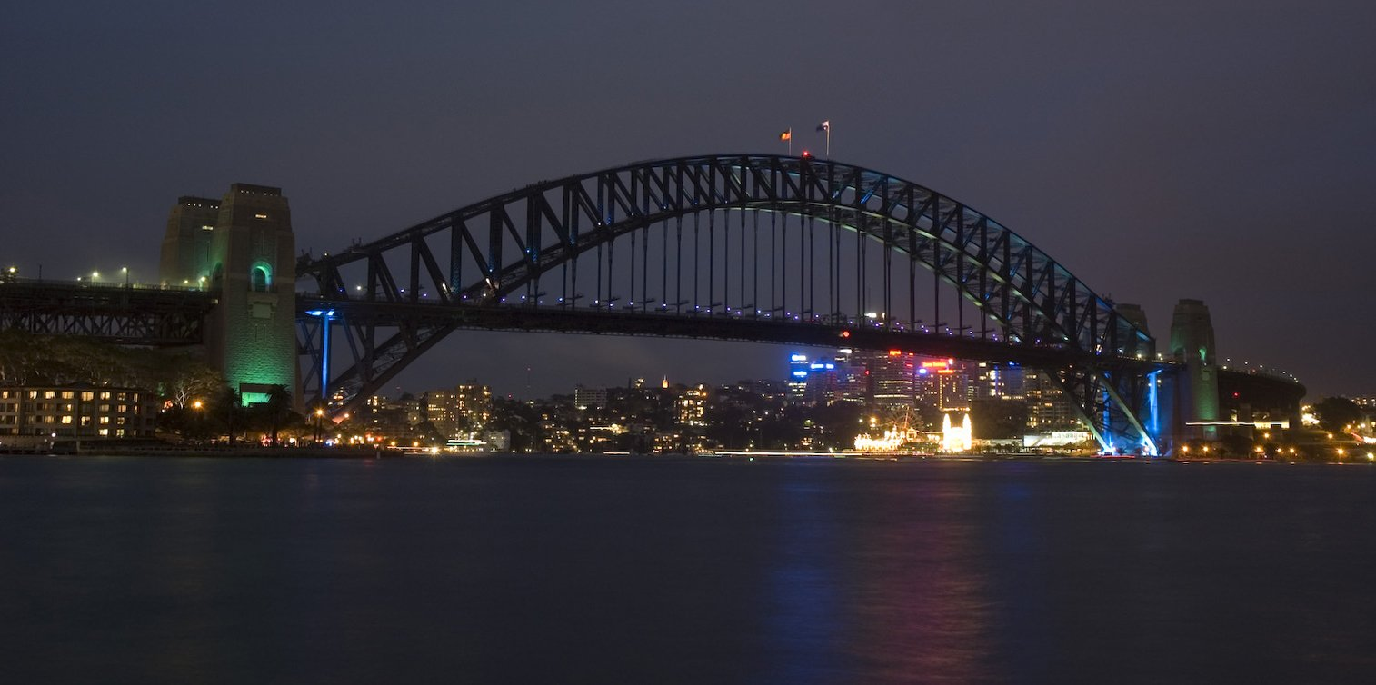 Happy Birthday Sydney Harbour Bridge