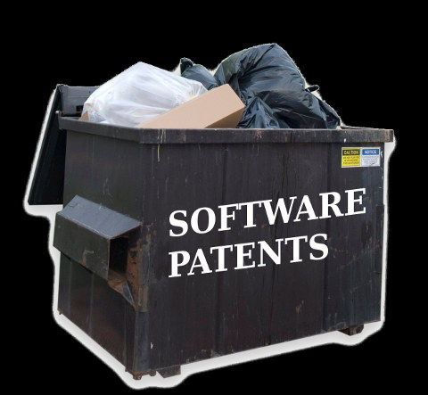 Bin of Software Patents