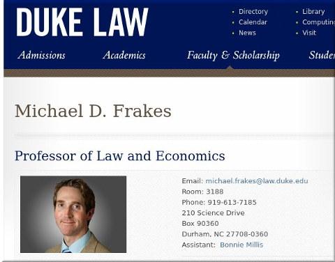 Michael D. Frakes