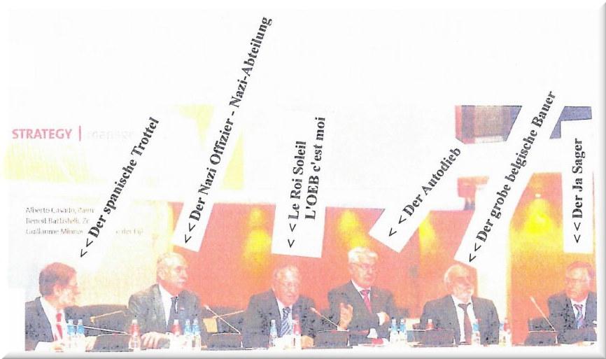 EPO management mockery