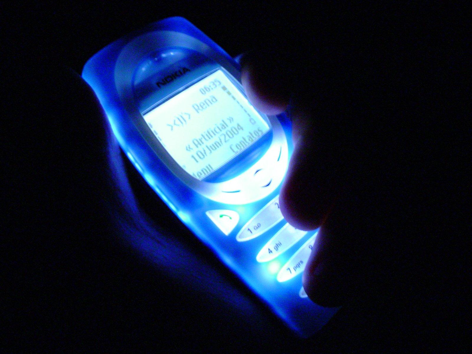 Nokia light
