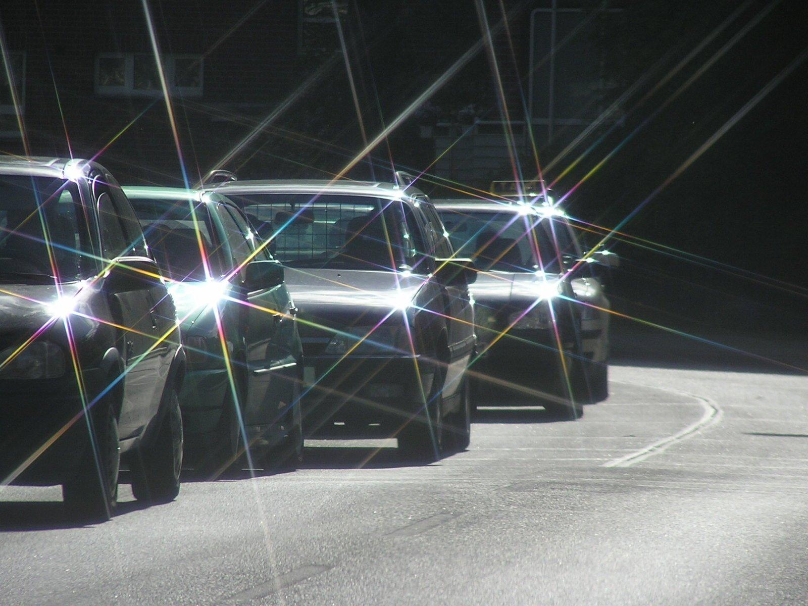 Car reflexes