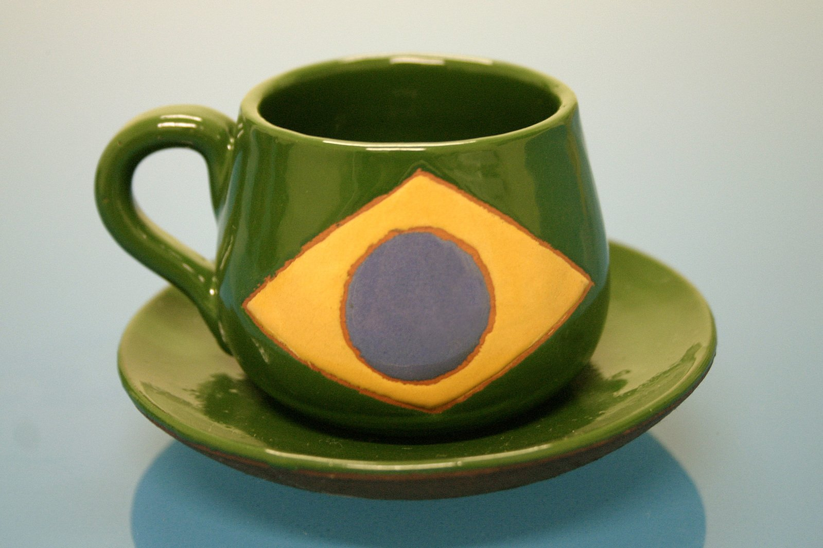 Brazilian glass