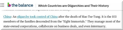 Oligarchs in China