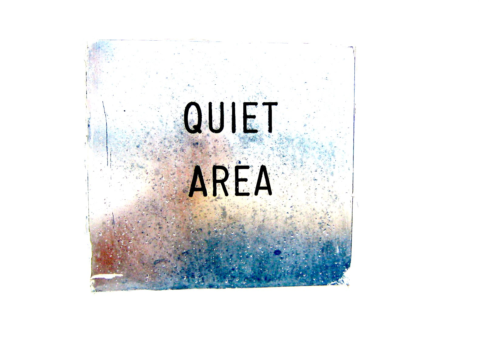 A quiet area